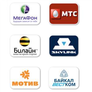 Операторы сотовой связи Мостовского
