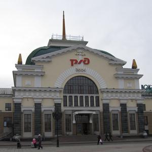 Железнодорожные вокзалы Мостовского